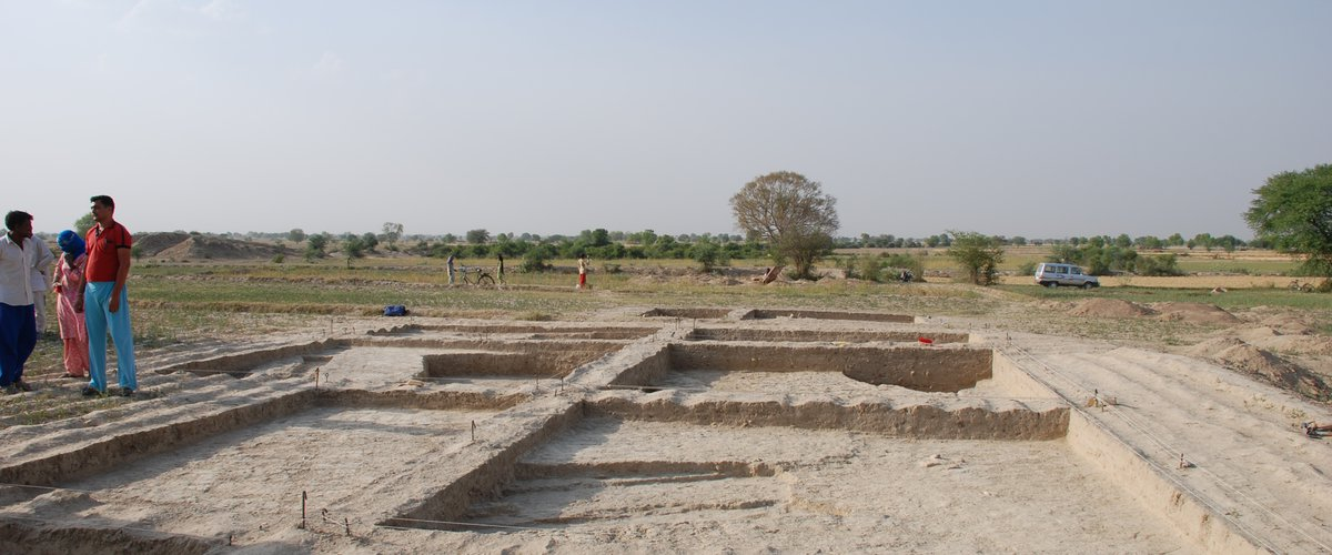 Farmana excavation 5